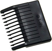 Ermila Plastic Attachment Comb 4,5 mm # 1